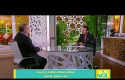 """8 الصبح - أحمد شيحة : الفحص المسبق يكلف المستورد تكلفة عالية """" أسباب تضخم التكلفة """""""