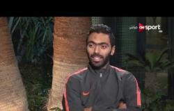 العين الثالثة - شوف حسين الشحات لو هيقوم بتكوين لاعب مثالي هيختار مين