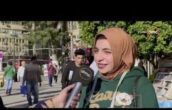 مساء dmc - تقرير ...   رأي الشارع المصري في ظاهرة التحرش  