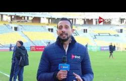 ستاد مصر - أجواء وكواليس ما قبل مباراة الاتحاد والنصر .. وأخر استعدادات الفريقين