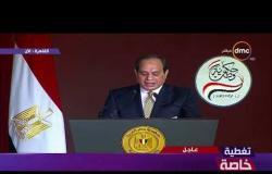 حكاية وطن - الرئيس السيسي: أشهد الله أنني لم أكن متطلعا لأي منصب أو سلطة