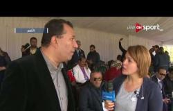 ماراثون زايد - لقاء مع د. محمد بدر محافظ الأقصر خلال فعاليات ماراثون زايد الخيري