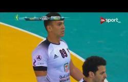 مباراة كرة اليد بين منتخب مصر ومنتخب أنجولا في بطولة أمم إفريقيا