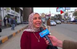 مساء الأنوار - توقعات الجماهير لمباراة الزمالك والمصري البورسعيدي