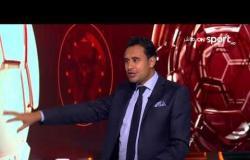 العين الثالثة - أسباب عدم تفضيل ك. حسام البدري لأحمد الشيخ