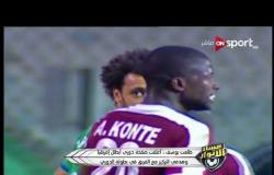 مساء الأنوار - طلعت يوسف يتحدث عن أسباب خروج المقاصة من دوري أبطال افريقيا مبكرا