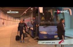 ستاد مصر - تشكيل فريقى المقاولون العرب والمصرى لمباراتهم معاً