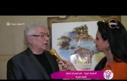 """السفيرة عزيزة - لقاء مع الفنان """" محمود قابيل """" في مهرجان أسوان لأفلام المرأة"""