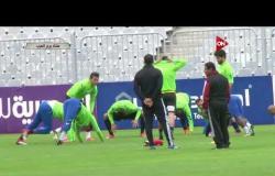 ستاد مصر - أجواء وكواليس ما قبل مباراة المقاولون العرب والمصرى .. وأخر استعدادات الفريقين