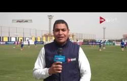 ستاد مصر - أجواء وكواليس مباراة الأسيوطى وسموحة .. وأخر استعدادات الفريقين