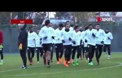 كأس العالم روسيا 2018 - لقاء مع خالد لطيف عضو مجلس اتحاد الكرة من معسكر المنتخب في سويسرا