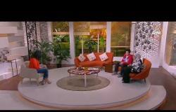 8 الصبح - لقاء مع د. نجوى غريب والدة البطل أحمد عمر من ذوي القدرات الخاصة