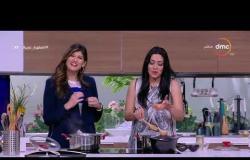 """السفيرة عزيزة - فقرة المطبخ مع الفنانة """" مايا نصري """" وتقدم أكلة لبنانية من المطبخ اللبناني"""