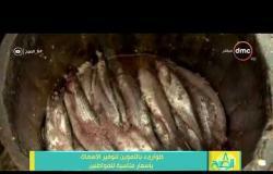 8 الصبح - طوارئ بالتموين  لتوفير الأسماك بأسعار مناسبة للمواطنين