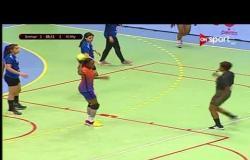 """مباراة ديناميك الكاميروني والأهلي ضمن كأس الكؤوس الإفريقية لكرة اليد """"سيدات"""""""
