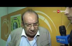 ستاد مصر - محمد عادل المشرف العام على الكرة بالمقاولون العرب يكشف إسم مدرب الفريق الجديد