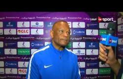 ستاد مصر - لقاء مع ك. خالد متولي مدرب إنبي عقب الفوز على النصر وحديث عن مستقبله مع النادي