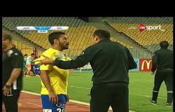 أهداف مباراة طنطا و المصري - ضمن الأسبوع الـ 33  من الدوري الممتاز.. ( 1 / 2 )
