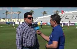 ستاد مصر - لقاء مع عبد المولى مهنا مدير الكرة بالرجاء قبل مباراة الإسماعيلى