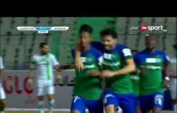 صلاح ريكو يضيف لفريق مصر للمقاصة الهدف الثاني داخل شباك الاتحاد السكندري في الدقيقة 27 من المباراة