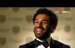 """حفل توزيع جوائز البريميرليج - حوار مع أفضل لاعب في إنجلترا 2018 """"محمد صلاح"""""""
