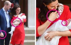 بعد ولادة طفلها الثالث..لغة الجسد توضح العلاقة بين كيت ميدلتون والأمير ويليام