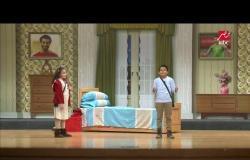 #مسرح_مصر | أحمد السيسي يبدع في غناء أما براوة على خشبة مسرح مصر