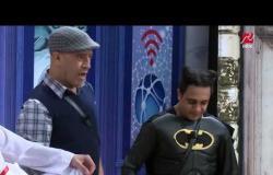 مسرح مصر - أخيرا ... باتمان  أشطر دليفيري في مصر .. شاهد كوميديا أوس أوس وعلي ربيع