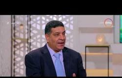 """8 الصبح - تعليق الكاتب الصحفي / أشرف أبو الهول عن """" خبر العثور على جثث مهاجرين غير شرعيين لليبيا """""""