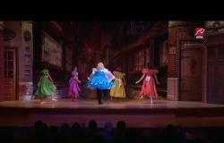 مسرح مصر - ويزو تتفوق على نيللي وشيريهان في الاستعراض