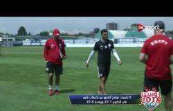 روسيا 2018 - بالفيديو.. لحظة استبعاد لاعبي المنتخب من القائمة النهائية للمونديال .. وردود أفعالهم