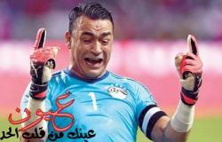 عصام الحضرى يخطف أنظار الصحافة الإسبانية قبل كأس العالم 2018