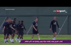 الذباب المزعج يهدد إقامة مباراة تونس وإنجلترا في كأس العالم