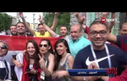 المصريون .. يحتشدون