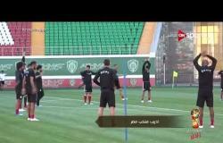 كواليس وأجواء المنتخب الوطني استعدادا لمواجهة السعودية