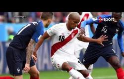 حوار مع ك. معتز إينو عن فوز فرنسا على بيرو ولقاء الأرجنتين وكرواتيا