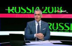 مقدمة الأعلامي سيف زاهر حول مادار على السوشيال ميديا عن المنتخب في روسيا