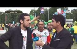 تعليق محمد فضل على فوز البرازيل على كوستاريكا