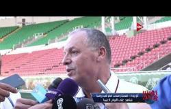 تصريحات هاني أبوريدة حول مشاركة مصر في كأس العالم واستمرار كوبر