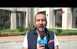 موفد ONSPORT يرصد كواليس منتخب مصر من مدينة جروزني الروسية .. الجمعة 22 يونيو 2018