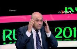 محمد الشرقاوي: التصوير في غرف اللاعبين محصلش مع أي منتخب تاني في المونديال