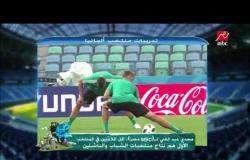 هاني رمزي ينفعل على مجدي عبد الغني بسبب مستقبل المنتخب