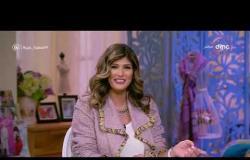 """السفيرة عزيزة - لقاء مع مصممة الحلي """" دينا سليمان """" .. كيفية تنظيف الحلي"""