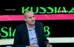 طارق سليمان يوضح من الأنسب لحراسة مرمى المنتخب ضد السعودية