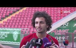 عمرو وردة: مفيش مجاملات في المنتخب ولابديل عن الفوز ضد السعودية