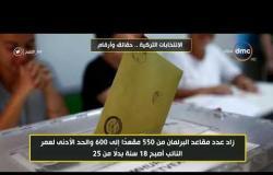 """8 الصبح - تقرير عن """" الانتخابات التركية .. حقائق وأرقام """""""