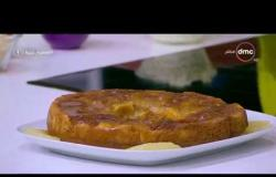 السفيرة عزيزة - فقرة المطبخ وطريقة عمل ( مكرونة نجرسكو بالفراغ والبسطرمة - كيكة أناناس بالكراميل )
