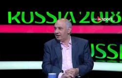 """ياسر ثابت: كان هناك مليون مشجع """"أجنبي"""" يتجولوا في شوارع روسيا بشكل آمن"""