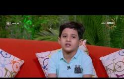 """8 الصبح - لقاء مع أصغر عازف في مصر """" الطفل/ ميناء أشرف """""""