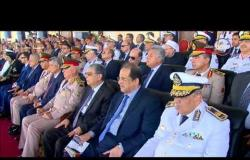مساء dmc -   الرئيس السيسي يشهد تخريج حفل تخرج دفعة جديدة من أكاديمية الشرطة  